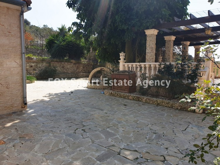 For Sale 4 Bedroom Detached House in Moni, Limassol  17