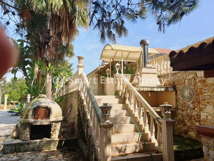 For Sale 4 Bedroom Detached House in Moni, Limassol  16