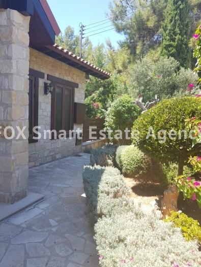For Sale 4 Bedroom Detached House in Souni , Souni-zanakia, Limassol 2