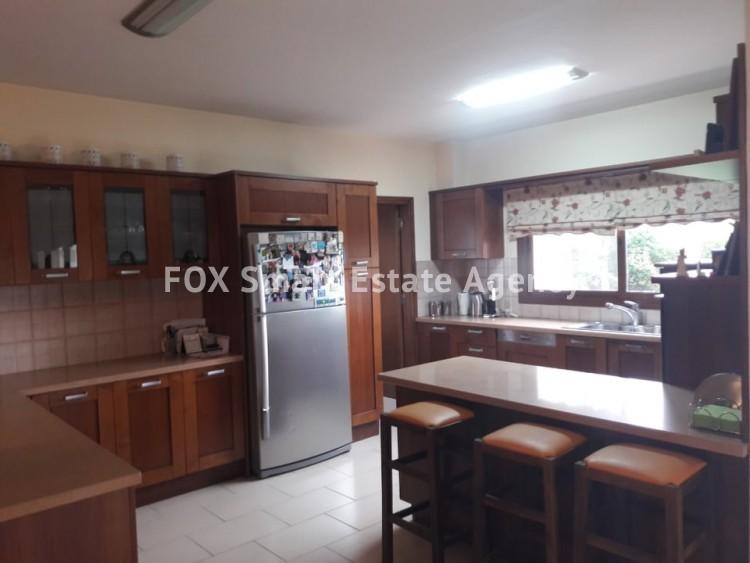 For Sale 4 Bedroom  House in Vlachos, Aradippou, Larnaca 10
