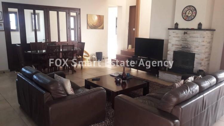 To Rent 3 Bedroom  House in Dromolaxia, Larnaca 3