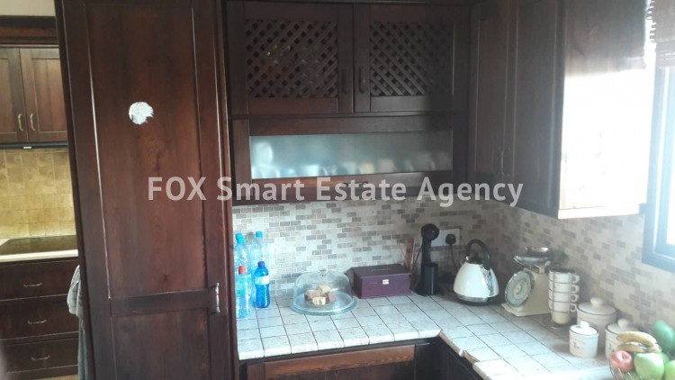 For Sale 3 Bedroom  House in Dromolaxia, Larnaca 6