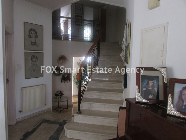 For Sale 4 Bedroom Detached House in Aglantzia, Nicosia  15
