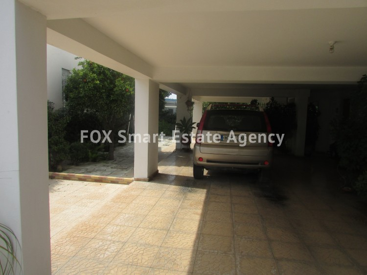 For Sale 4 Bedroom Detached House in Aglantzia, Nicosia  17