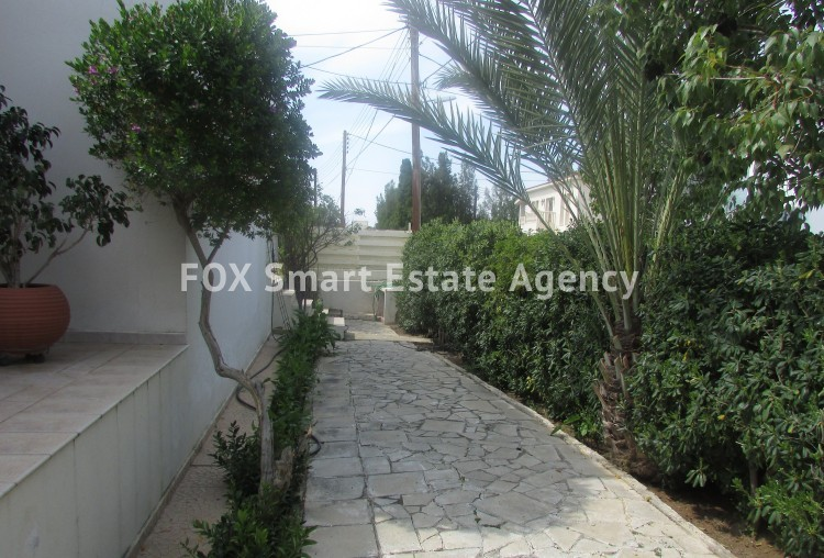 For Sale 4 Bedroom Detached House in Aglantzia, Nicosia  2