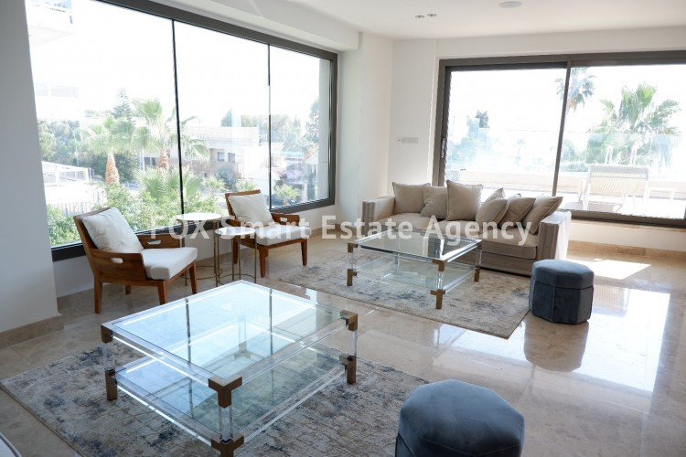 For Sale 3 Bedroom Top floor Apartment in Mouttagiaka, Limassol