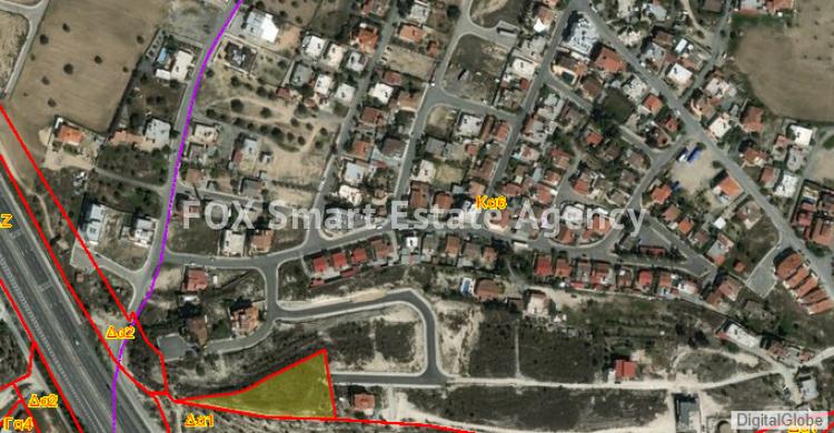 Residential Land in Nisou, Nicosia