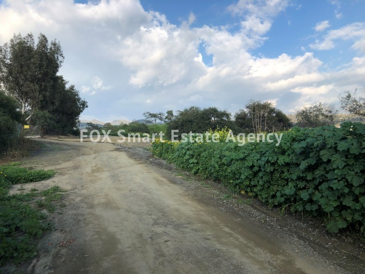 Land in Monagroulli, Limassol