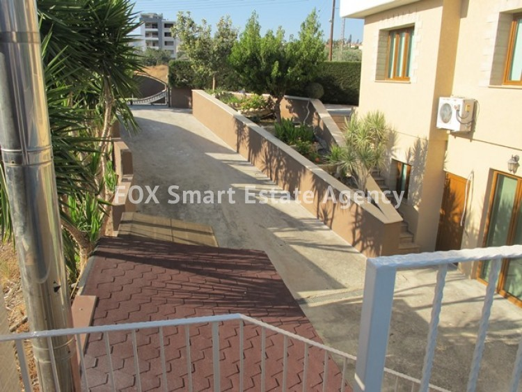 To Rent 6 Bedroom Detached House in Potamos germasogeias, Limassol 8
