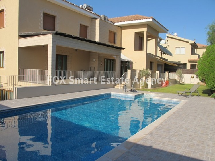 To Rent 6 Bedroom Detached House in Potamos germasogeias, Limassol 5