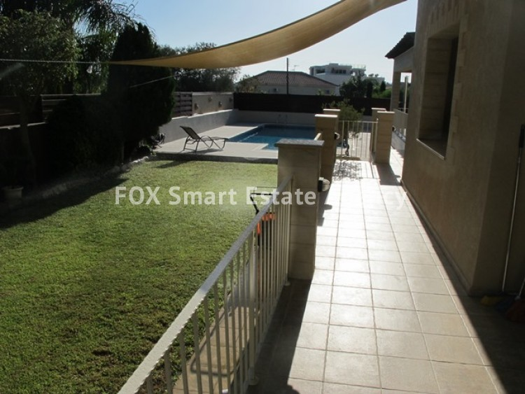 To Rent 6 Bedroom Detached House in Potamos germasogeias, Limassol 10