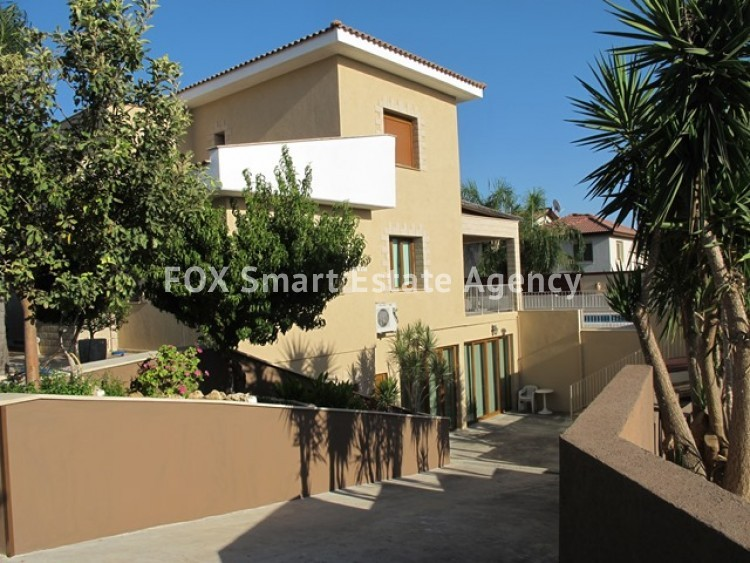 To Rent 6 Bedroom Detached House in Potamos germasogeias, Limassol 2