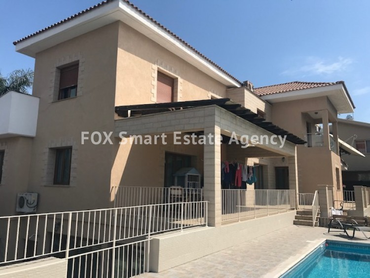 To Rent 6 Bedroom Detached House in Potamos germasogeias, Limassol 40