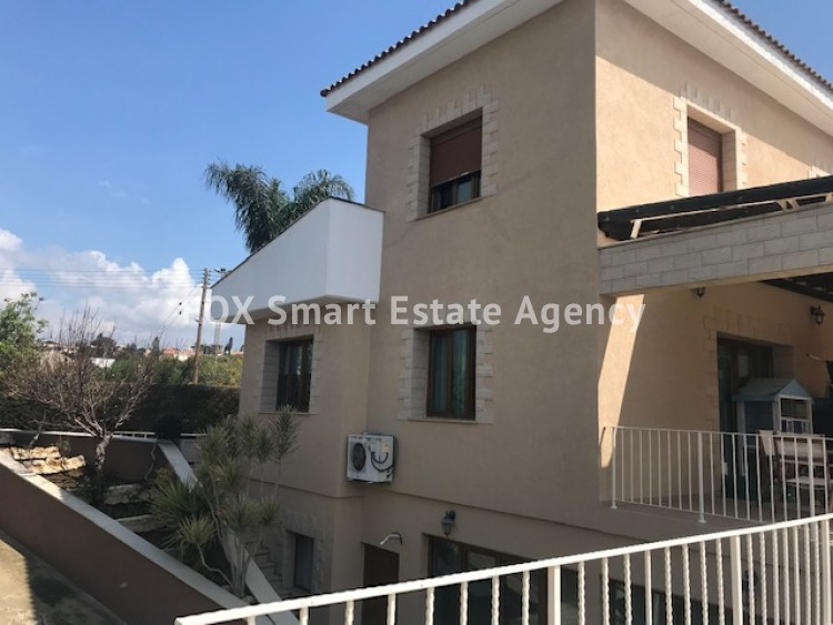 To Rent 6 Bedroom Detached House in Potamos germasogeias, Limassol 41