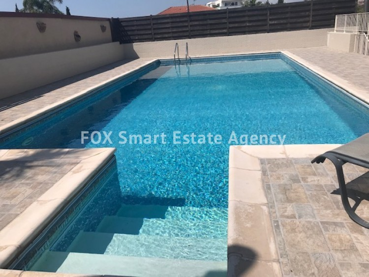 To Rent 6 Bedroom Detached House in Potamos germasogeias, Limassol 43