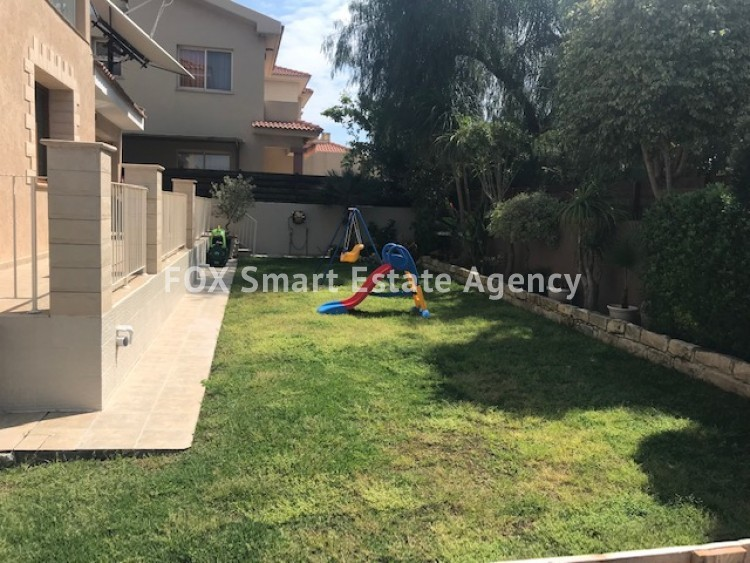 To Rent 6 Bedroom Detached House in Potamos germasogeias, Limassol 42