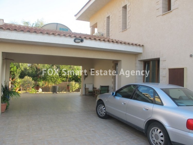 To Rent 6 Bedroom Detached House in Potamos germasogeias, Limassol 4