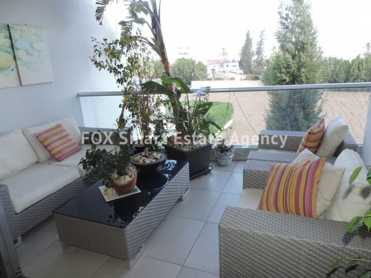 For Sale 2 Bedroom Top floor with roof garden Apartment in Egkomi lefkosias, Nicosia 13