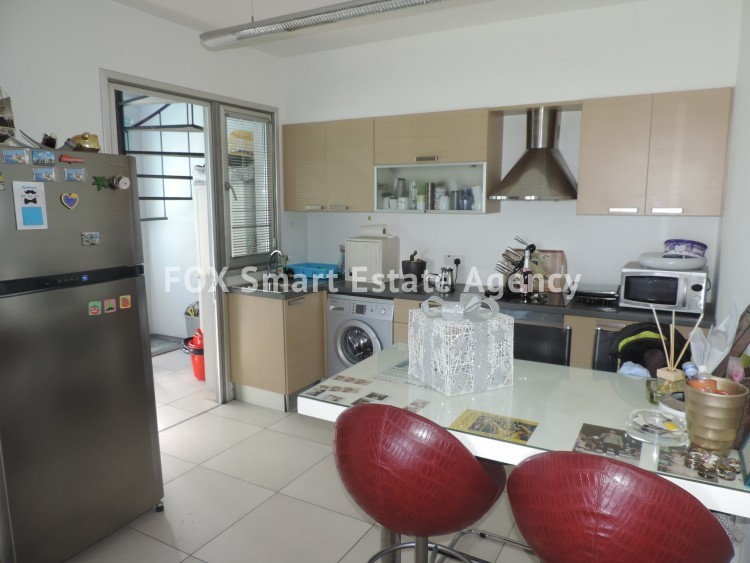 For Sale 2 Bedroom Top floor with roof garden Apartment in Egkomi lefkosias, Nicosia 3