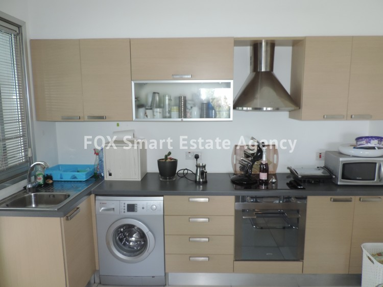 For Sale 2 Bedroom Top floor with roof garden Apartment in Egkomi lefkosias, Nicosia 4