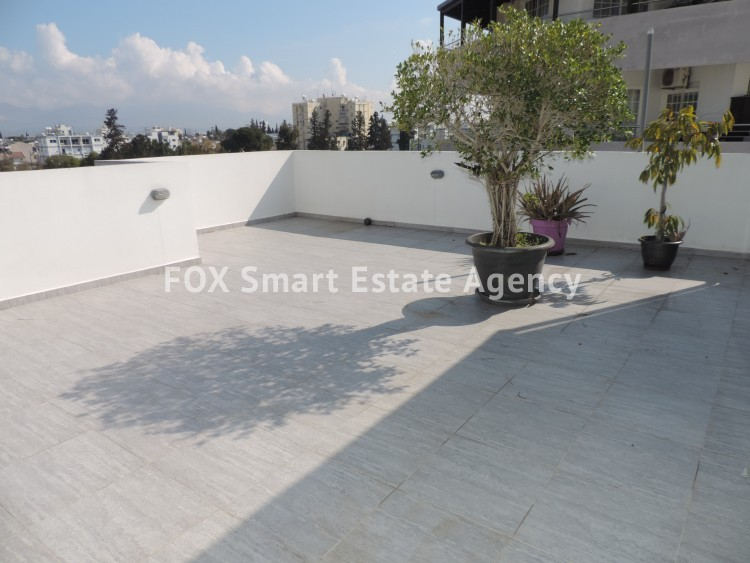 For Sale 2 Bedroom Top floor with roof garden Apartment in Egkomi lefkosias, Nicosia 6