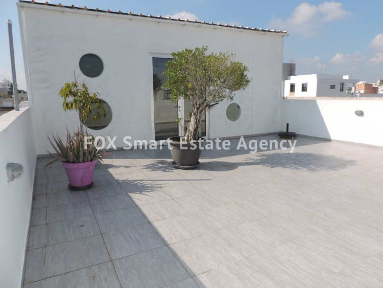 For Sale 2 Bedroom Top floor with roof garden Apartment in Egkomi lefkosias, Nicosia 7