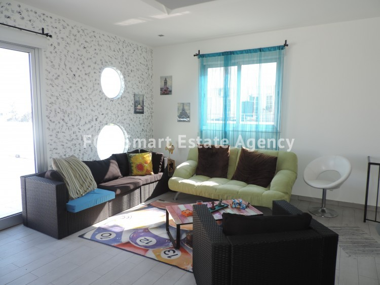 For Sale 2 Bedroom Top floor with roof garden Apartment in Egkomi lefkosias, Nicosia 8