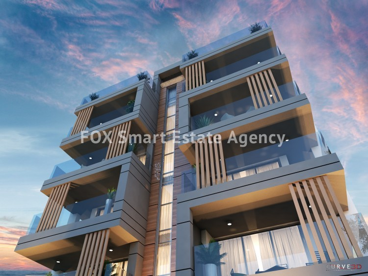 Luxury Under Construction 3 Bedroom Apartment with Roof Garden, For Sale,  in Sotiros Larnaca 7