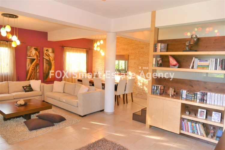 For Sale 3 Bedroom Detached House in Dali, Nicosia
