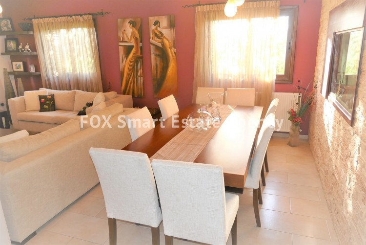 For Sale 3 Bedroom Detached House in Dali, Nicosia 3