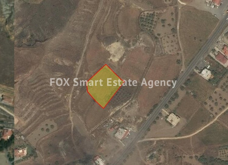 For Sale Residential Land 3271sq.m in Arediou, Nicosia