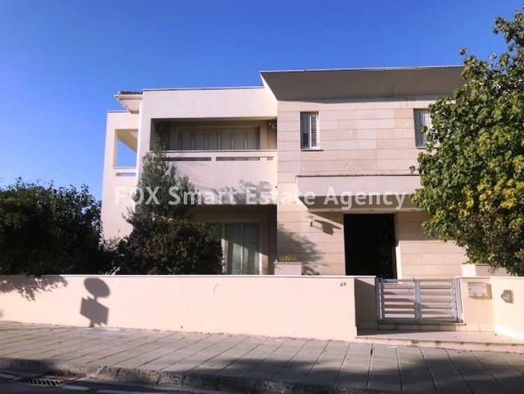 For Rent Luxurious 5 Bedroom Detached House in Platy Aglantzias, Nicosia