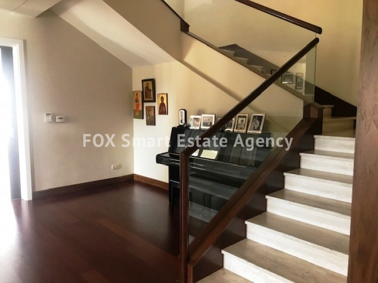For Rent Luxurious 5 Bedroom Detached House in Platy Aglantzias, Nicosia 11