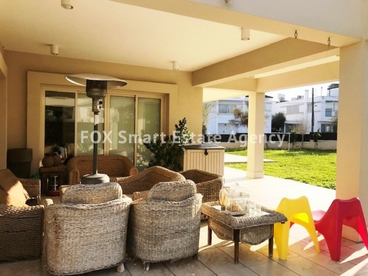 For Rent Luxurious 5 Bedroom Detached House in Platy Aglantzias, Nicosia 27