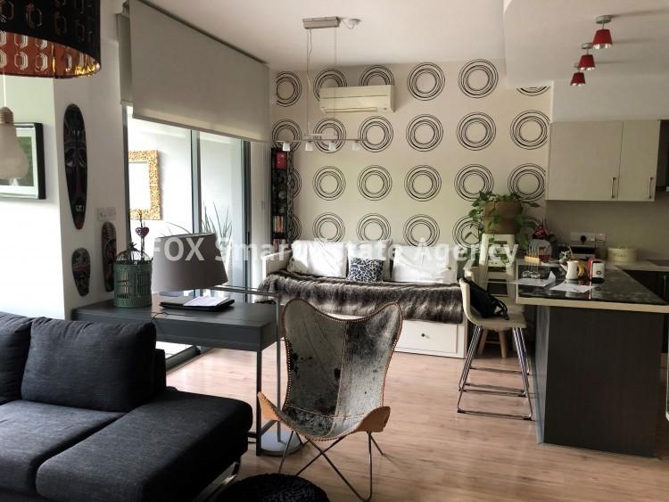 For Sale 1 Bedroom Ground floor Apartment in Potamos germasogeias, Limassol 4