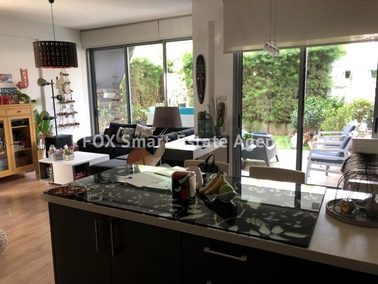 For Sale 1 Bedroom Ground floor Apartment in Potamos germasogeias, Limassol 5