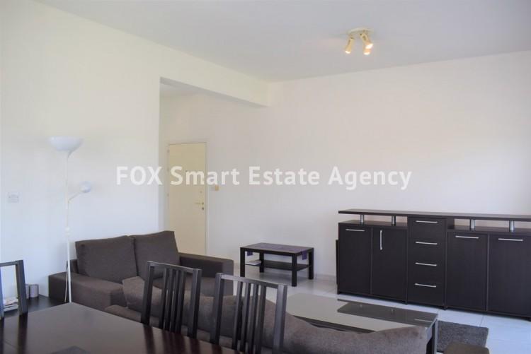 Top Floor 3-Bedroom Apartment for Rent in Makedonitissa