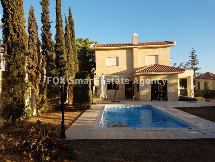 For Sale 7 Bedroom Detached House in Agios tychon, Limassol