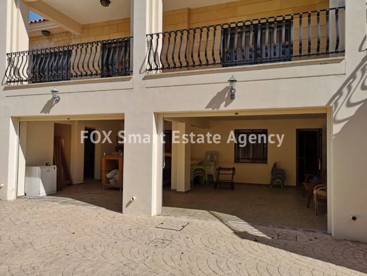 For Sale 7 Bedroom Detached House in Agios tychon, Limassol 38