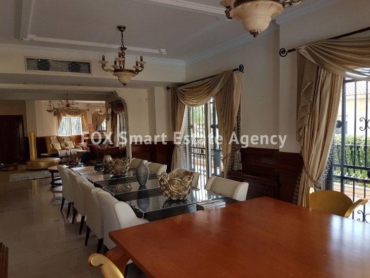 For Sale 7 Bedroom Detached House in Agios tychon, Limassol 5