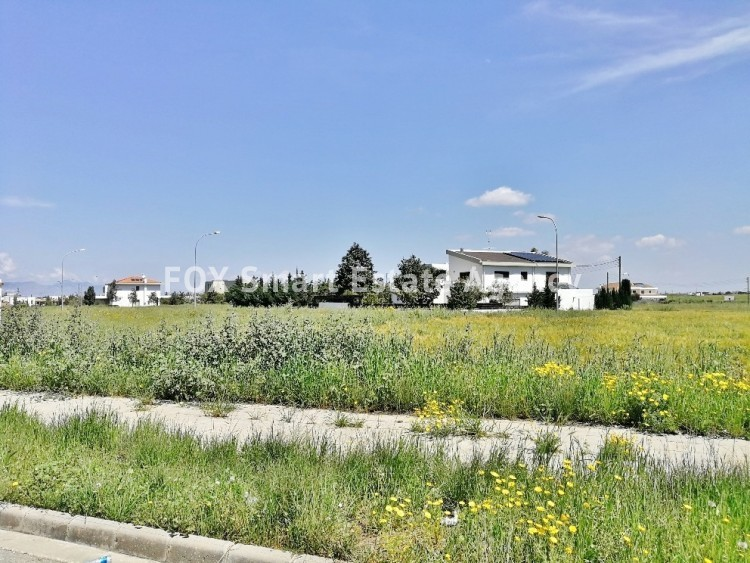 Exlussive plots for sale at a luxury area near GSP Stadium and Senior Private School 5