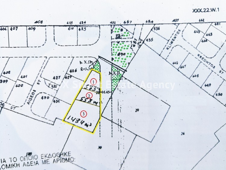 Exlussive plots for sale at a luxury area near GSP Stadium and Senior Private School 6