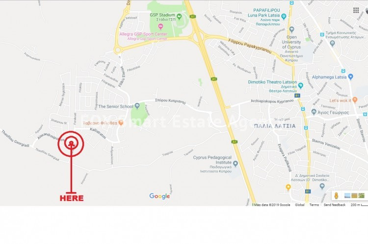 Exlussive plots for sale at a luxury area near GSP Stadium and Senior Private School 9