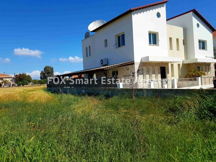 For Sale 3 Bedroom Semi-detached House in Paralimni, Famagusta