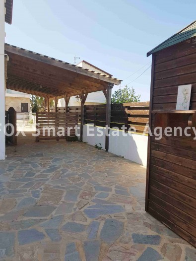 For Sale 3 Bedroom Semi-detached House in Paralimni, Famagusta  18