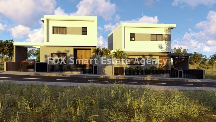 For Sale 3 Bedroom Detached House in Lakatameia, Nicosia