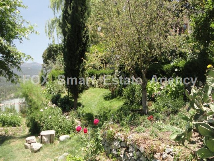 For Sale 5 Bedroom Detached House in Pera pedi, Limassol 11