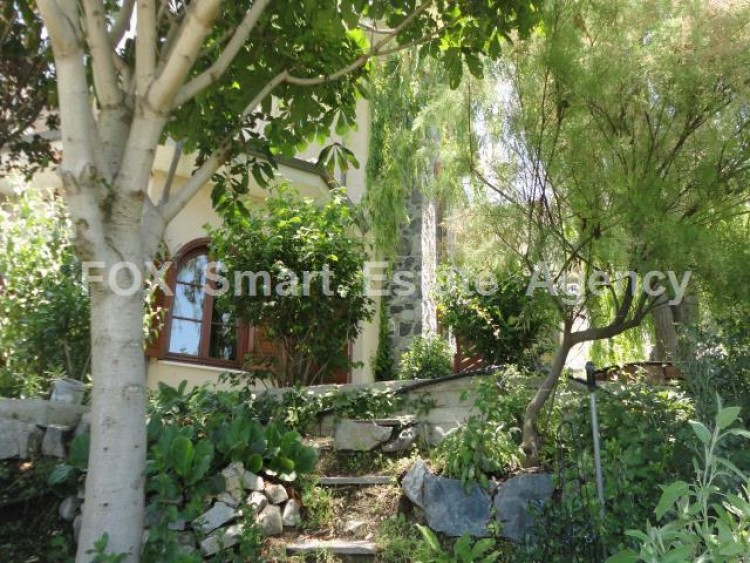 For Sale 5 Bedroom Detached House in Pera pedi, Limassol 12