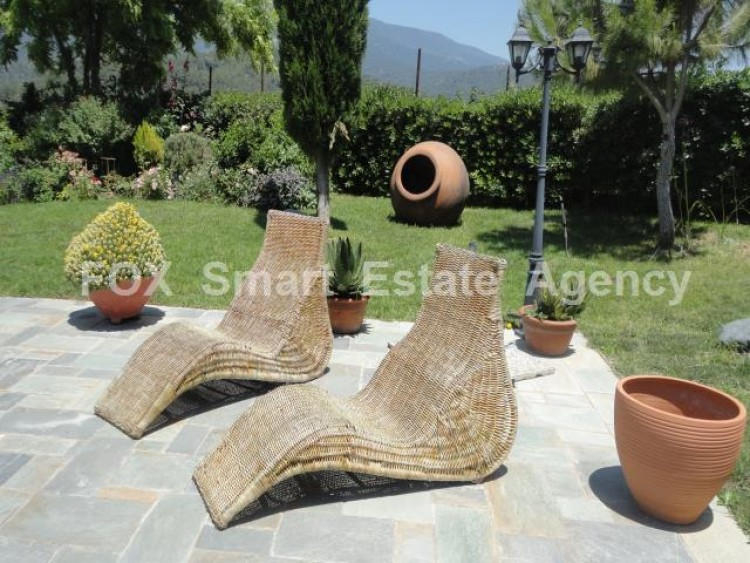 For Sale 5 Bedroom Detached House in Pera pedi, Limassol 14