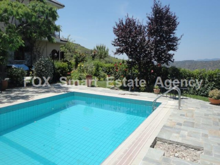 For Sale 5 Bedroom Detached House in Pera pedi, Limassol 16